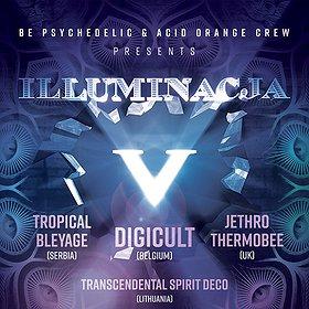 Imprezy: Illuminacja V -Tropical Bleyage | DigiCult | J.Thermobee