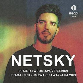 Clubbing: Netsky w Warszawie