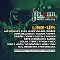 Hip Hop / Reggae: Lech Polish Hip-Hop Music Awards Wrocław 2021, Wrocław