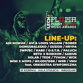Hip Hop / Reggae: Lech Polish Hip-Hop Music Awards Wrocław 2021