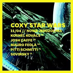 Imprezy: COXY STAR WARS