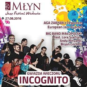 Koncerty: Młyn Jazz Festival 2016
