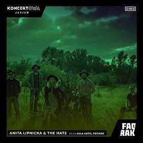 Koncerty: Anita Lipnicka & The Hats