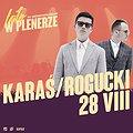 Pop / Rock: KARAŚ/ROGUCKI | P23, Dziedziniec Fabryki Porcelany | Katowice, Katowice