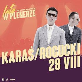 Pop / Rock: KARAŚ/ROGUCKI | P23, Dziedziniec Fabryki Porcelany | Katowice