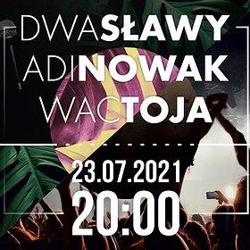 Hip Hop / Reggae: Adi Nowak, Wac Toja, Dwa Sławy
