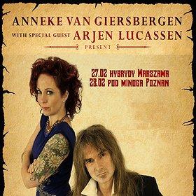 Koncerty: The Gentle Storm - Anneke van Giersbergen & Arjen Lucassen