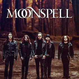 Koncerty: Moonspell + Dagoba + Jaded Star