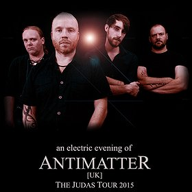 Koncerty: AN ELECTRIC EVENING OF ANTIMATTER