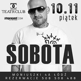 Koncerty: Sobota w Łodzi / Teatr Club