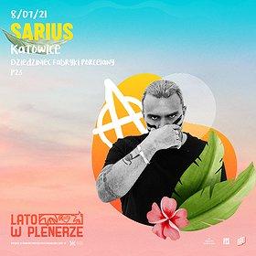 Hip Hop / Reggae: Lato w Plenerze   Sarius   Katowice