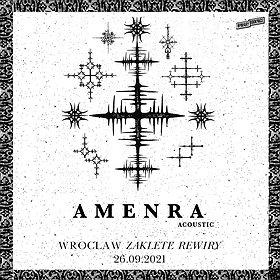 Hard Rock / Metal: Amenra Acoustic | Wrocław