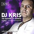 Muzyka klubowa: DJ KRIS - The History Of Sunrise 1st Day// X-Demon Poznań, Poznań