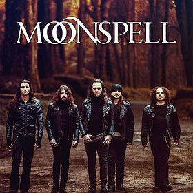 Hard Rock / Metal: Moonspell + Dagoba + Jaded Star