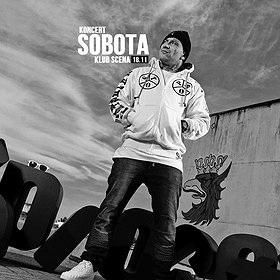 Koncerty: Sobota & Koncert Hip-Hop NIGHT