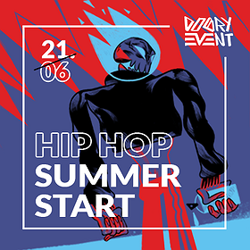 Hip Hop / Reggae: Hip Hop Summer Start - Mrągowo