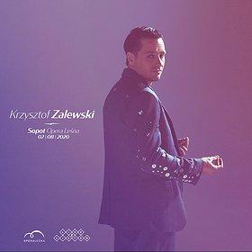 Pop / Rock: Krzysztof Zalewski / Sopot - Opera Leśna