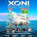 Muzyka klubowa: XONI BOAT PARTY, Wrocław