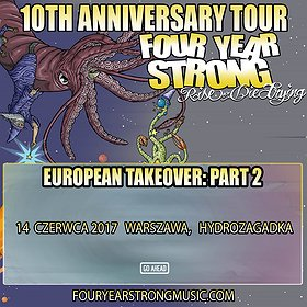 Concerts: Four Year Strong