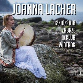 Koncerty: JOANNA LACHER - KRÓLOWA LASU