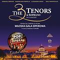 : The 3 Tenors & Soprano - POP OPERA ITALY | Katowice, Katowice