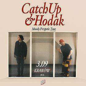 Hip Hop / Reggae: CatchUp x Hodak   Kraków