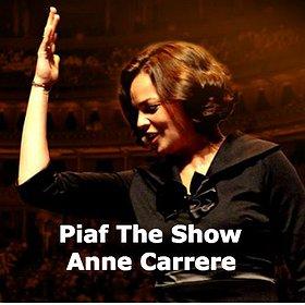 Koncerty: PIAF! THE SHOW