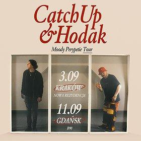 Hip Hop / Reggae : CatchUp x Hodak | Gdańsk