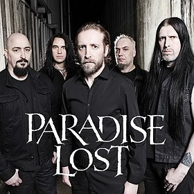 Hard Rock / Metal: Paradise Lost + Lucifer