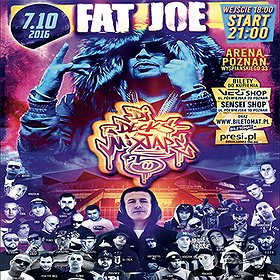 Hip Hop / Reggae: Fat Joe / Dj Decks Mixtape vol.5 Arena 2016