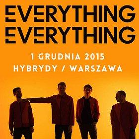 Koncerty: Everything Everything