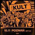Koncerty: KULT - Trasa Pomarańczowa 2021, Poznań