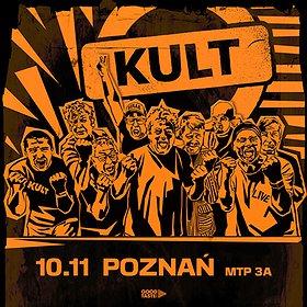 Koncerty: KULT - Trasa Pomarańczowa 2021