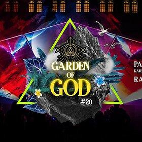 Clubbing: Garden of God #20: Pauli Pocket (KaterBlau) | Poznań