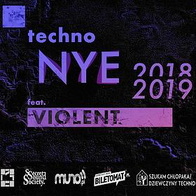 : Techno Sylwester feat. Violent # Prepar / Secret Sound Society