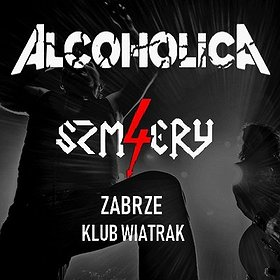 Hard Rock / Metal: ALCOHOLICA + 4 SZMERY - METALLICA, AC/DC - TRIBUTE NIGHT