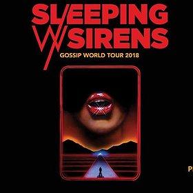 Koncerty: Sleeping With Sirens
