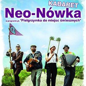 """: Kabaret Neo-nówka i zespół Żarówki w programie """"Pielgrzymka do miejsc śmiesznych"""""""