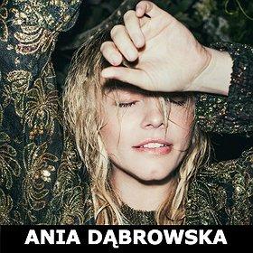 Koncerty: Ania Dąbrowska