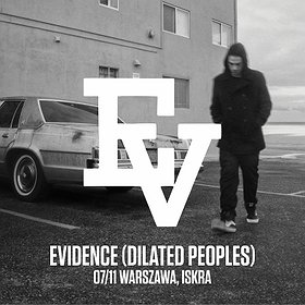 Koncerty: EVIDENCE (Dilated Peoples) Warszawa