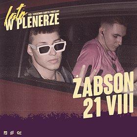 Hip Hop / Reggae : ŻABSON | P23, Dziedziniec Fabryki Porcelany | Katowice