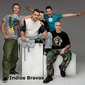 Koncerty: Indios Bravos