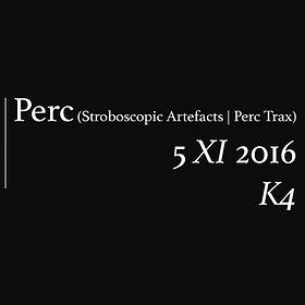 Imprezy: PERC (UK) - 15 Urodziny Neuroshocked