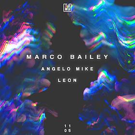 Muzyka klubowa: Marco Bailey | TAMA