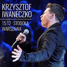 Koncerty: Krzysztof Iwaneczko (OPEN STAGE)