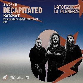 Hard Rock / Metal: Lato w Plenerze | Decapitated | Katowice