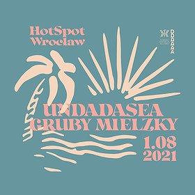 Hip Hop / Reggae: UNDADASEA + GRUBY MIELZKY | HotSpot