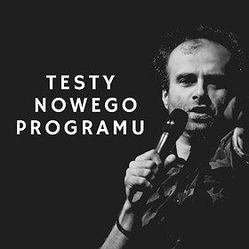 Stand-up: Marcin Zbigniew Wojciech STAND-UP   Testy nowego programu   Kraków