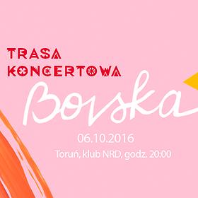 Concerts: Bovska w eNeRDe - Kaktus Tour