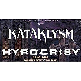 Koncerty: KATAKLYSM / HYPOCRISY